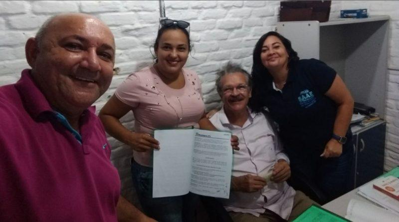 Sindágua/RN garante direitos e conquistas para os trabalhadores do SAAE de Extremoz em novo ACT