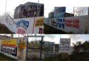Obra da ETE da Redinha está com sinais de vandalismo