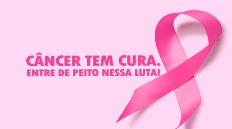 Outubro Rosa promove conscientização sobre a prevenção do câncer de mama