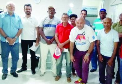 Servidores do SAAE de Ceará-Mirim na luta pelo Plano de Previdência