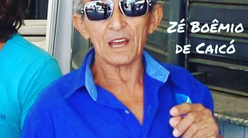 Luto por Zé Boêmio de Caicó