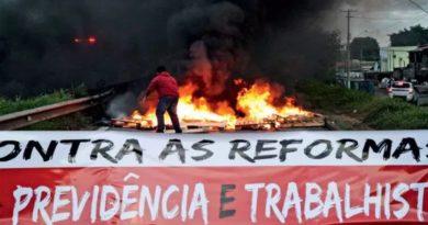 Centrais sindicais discutem convocar greve contra reforma da Previdência
