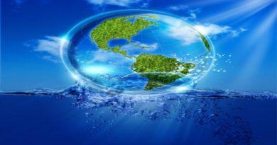 Homenagem ao 22 de março – Dia Mundial da Água