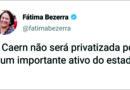 Governadora Fátima Bezerra mantém compromisso com a CAERN 100% pública