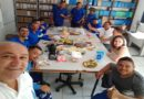Café da manhã com os caernianos em Macaíba
