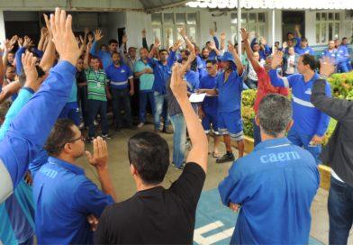 Assembleia na Regional Natal Sul encaminha luta para a campanha salarial e para a Greve Geral
