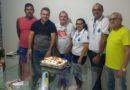 Os parabéns de Adriano Medeiros