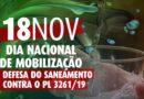 Nova mobilização nacional contra o PL 3261/19