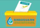 Sindágua/RN tem chapa única para eleição da gestão 2020/2023