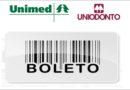 Emissão dos boletos da Unimed e Uniodonto aos aposentados