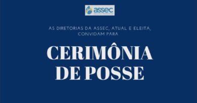 Sindágua/RN parabeniza a nova gestão da ASSEC
