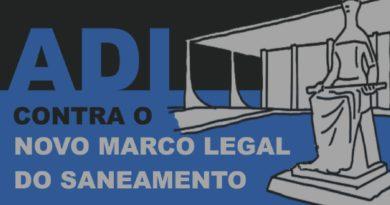 Lei do Saneamento: Ministro Fux pede pauta para julgamento da ADI 6536