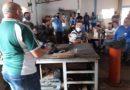 Mobilização da direção do Sindágua/RN na RAG pela regionalização do Saneamento