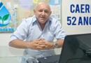 Sindágua/RN parabeniza a Caern pelos seus 52 anos